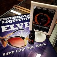 Photo taken at Island Vape Shop, Electronic Cigarette, E-Cig Store by Island V. on 10/4/2014