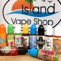 Photo taken at Island Vape Shop, Electronic Cigarette, E-Cig Store by Island V. on 9/29/2014