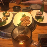 Photo taken at iSushi by Anuta P. on 4/15/2016
