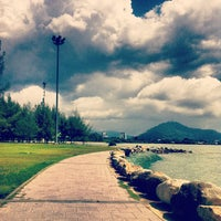 Photo taken at Saphan Hin Park by Apiwat B. on 8/4/2013
