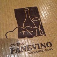 Photo taken at Osteria Panevino by Ken M. on 7/21/2013