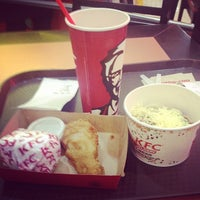 Photo taken at KFC by Mark Laurence P. on 3/26/2014