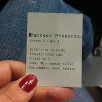 Photo taken at The Met Cinema by Tawni J. on 11/19/2013