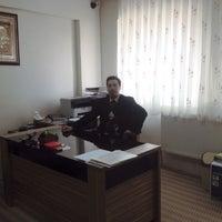 4/20/2014에 Ömer KAYA님이 Ali Ulvî Erkek Öğrenci Yurdu에서 찍은 사진
