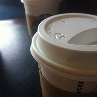 Photo taken at Starbucks by Moo M. on 2/23/2013