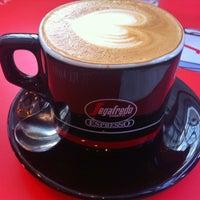 Photo taken at Segafredo Zanetti Espresso by Moo M. on 5/11/2013