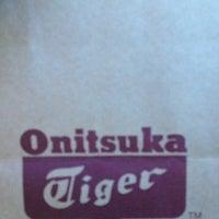 Photo taken at Onitsuka Tiger by Book C. on 3/14/2013