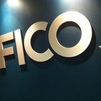 Photo taken at FICO by Thaddeus S. on 10/11/2012