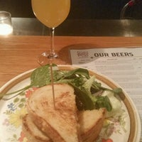 Photo taken at Right Proper Brewing Company by Mark H. on 2/23/2017