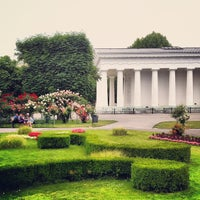 Photo taken at Volksgarten by Nuno R. on 6/15/2013