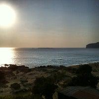 Photo taken at Ancient Falasarna by Nuno R. on 8/17/2013