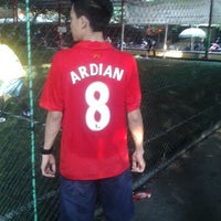 Photo taken at CIA FUTSAL by Ardian V. on 11/28/2012