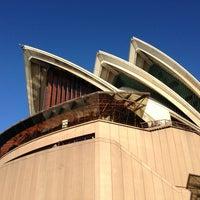 Photo taken at Sydney Opera House by Darren W. on 7/7/2013