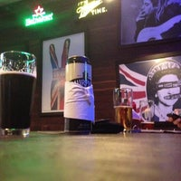 Photo taken at Barbacoa Burger & Beer by Johann M. on 11/3/2012