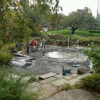 Photo taken at Mohri Garden by Johnny K. on 11/5/2012