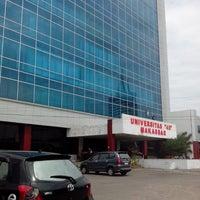 "Photo taken at Universitas Bosowa ""45"" Makassar by Ahmad I. on 7/31/2013"