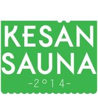 Photo taken at Oulun Saunalautta - Kesän Sauna by Oulun Saunalautta - Kesän Sauna on 1/27/2014