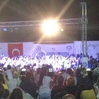 Photo taken at adnan menderes üniversitesi iibf A4 by Büşra on 6/5/2015