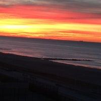 Photo taken at Rockaway Beach by Ellen B. on 11/10/2017