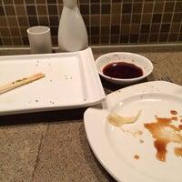 Photo taken at Nagoya Japanese Steakhouse & Sushi by Lezlie W. on 1/5/2014