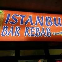 Photo taken at Istanbul kebab by İlayda P. on 3/25/2016
