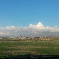 Photo taken at Bağlıca Yolu by Hüseyin Y. on 5/6/2014