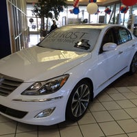 ... Photo Taken At Larry H. Miller Hyundai Albuquerque By Kelly J. On 2/ ...
