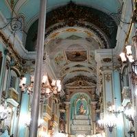 Photo taken at Igreja Nossa Senhora do Carmo da Lapa do Desterro by Clodis B. on 11/7/2017