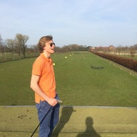 Photo taken at Golfclub De Kluizen by Willem V. on 4/10/2015