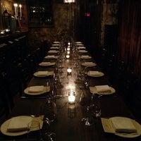 Photo taken at Aroma Kitchen & Wine Bar by Ajay K. on 10/31/2013