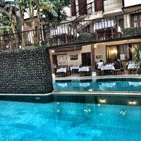 Снимок сделан в Alp Paşa Boutique Hotel пользователем Okan tevfik B. 4/30/2017