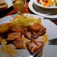 Photo taken at Steak House Liberec by Tolga S. on 11/21/2014