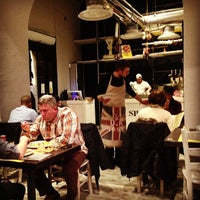 Photo taken at Spaccio Pasta by Fedor S. on 3/9/2013