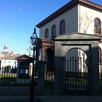 Photo taken at Touro Synagogue by A. Dave L. on 1/8/2013