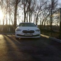 Photo taken at АЗС Башнефть by Николай on 1/29/2014