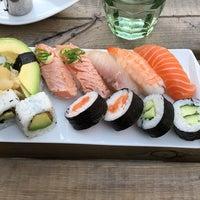 Das Foto wurde bei Sushi Lounge von Sergey I. am 7/24/2018 aufgenommen