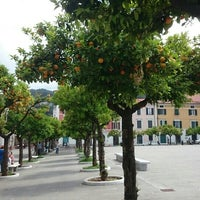 Photo taken at Piazza Aranci by Elena E. on 6/15/2015