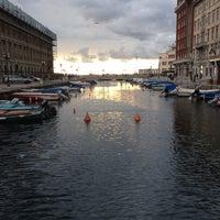 "Photo taken at Passaggio Joyce ""Ponte curto"" by Settesoffici s. on 5/24/2013"