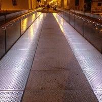 "Photo taken at Passaggio Joyce ""Ponte curto"" by Settesoffici s. on 5/17/2013"