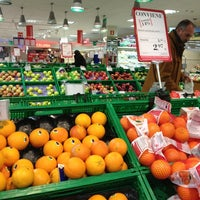 Photo taken at Coop Monfalcone by Settesoffici s. on 1/19/2013