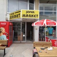Photo taken at şevval market by Kadir G. on 4/11/2014