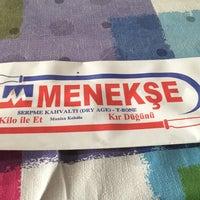 Das Foto wurde bei Menekşe Restoran von Asuman K. am 12/30/2017 aufgenommen