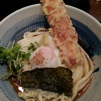 Photo taken at うどん棒 大阪本店 by Marry M. on 11/3/2012