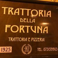 Foto scattata a Trattoria Della Fortuna da Eef B. il 8/1/2017