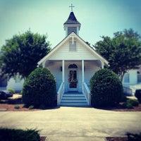 Photo taken at Corolla Chapel by Josh P. on 6/13/2013