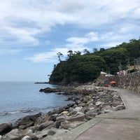 Photo taken at 琴ヶ浜 by 陽洋 杉. on 6/28/2018