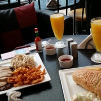 Photo taken at Cinnamon City Cafe by Mohammed A. on 2/28/2014
