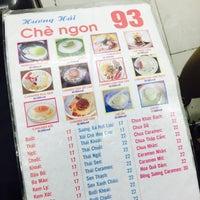 Photo taken at chè 95 hàng Bạc by Shoji K. on 6/30/2017