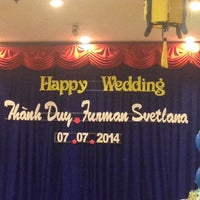 Photo taken at 19/4 Restaurant @ 19/4 Hotel Phan Thiet by Svetlana M. on 7/7/2014