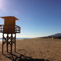 Photo taken at Playa Puerto Rey by R S. on 12/31/2014